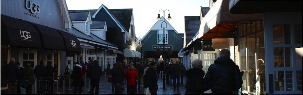 Bicester Village Shopping Trips With Car Hire