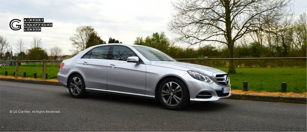 Mercedes-Benz E Class Airport Chauffeurs London Fleet
