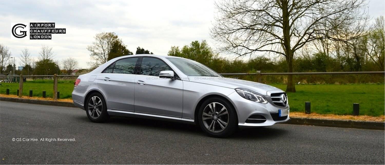 Mercedes e class chauffeurs executive car hire london for London mercedes benz