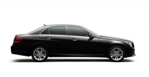 Mercedes-Benz E Class Sedan Car Chauffeurs London