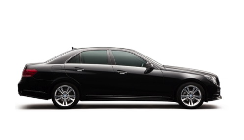 Mercedes E Class Sedan Cars Black