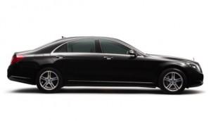 Mercedes-Benz S Class Limousine Saloon Chauffeurs London