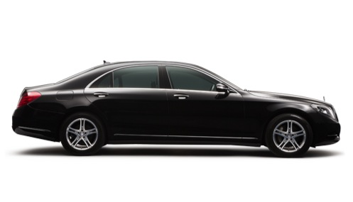 Mercedes S Class Limousine Heathrow