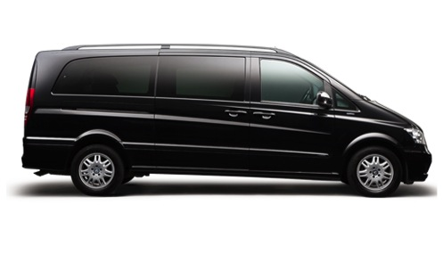 Mercedes Viano People Carrier MPV Black